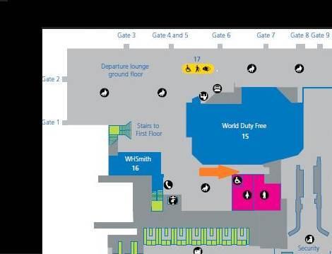 Southhampton map
